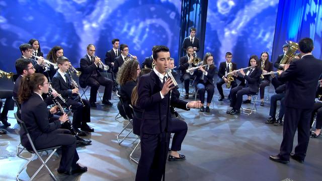 """A banda de música de Cee e Álex Castro interpretan """"Adeus ríos"""" - 11/01/2019 22:00"""