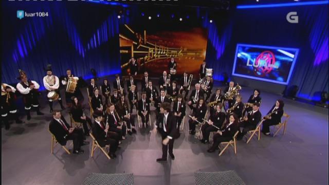 A Banda de Música de Ordes interpreta 'Tango doble' - 02/06/2017 22:12
