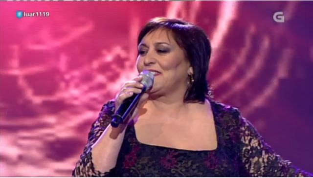 A cantante Uxía canta poemas de Uxío Novoneyra: 'Alalás encadeados' - 16/03/2018 23:32