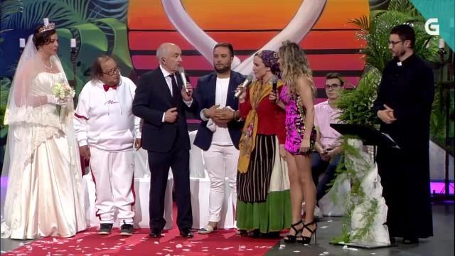 A gran voda de Antón e Lola - 26/07/2019 22:00