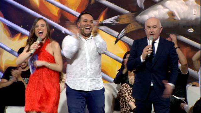 A telespectadora María do Mar gaña 8.000 euros na chamada do 'Luar'! - 22/06/2019 01:29