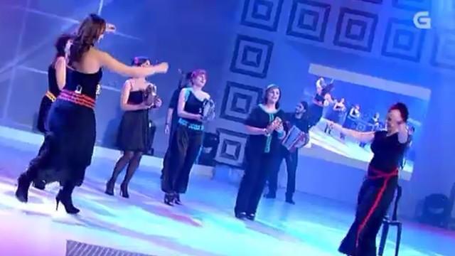 """Actuación de Leilía presentando o seu novo disco """"ConSentimento"""" - 18/11/2011 22:22"""