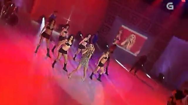 "Actuación de Natalia ""Indómita"" - 09/12/2011 22:43"