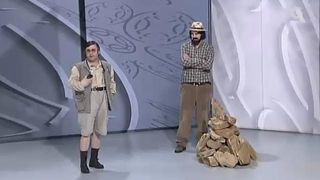 """Actuación de Pepe e Lauren """"O castro"""" - 18/11/2011 00:16"""