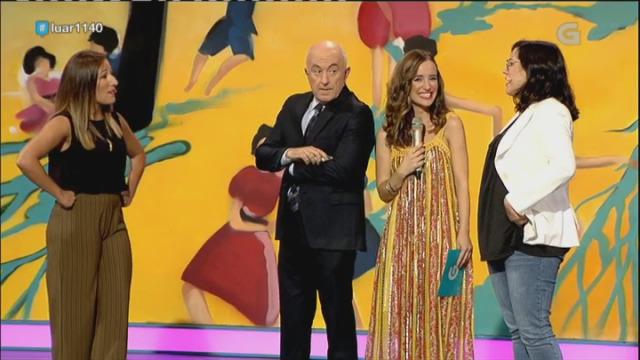 Alba e Lupe, unhas regueifeiras que non queren abandonar o estudio - 21/09/2018 23:25