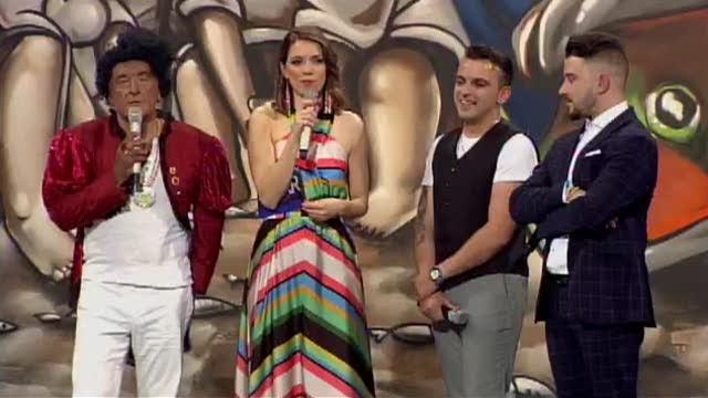 Andy y Lucas, Lucía Pérez, Nando Agüeros e Lorena Gómez - 11/05/2018 22:00