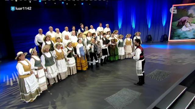 As Abeleiras de Alxán interpretan 'Mar de Vigo' - 06/10/2018 01:03