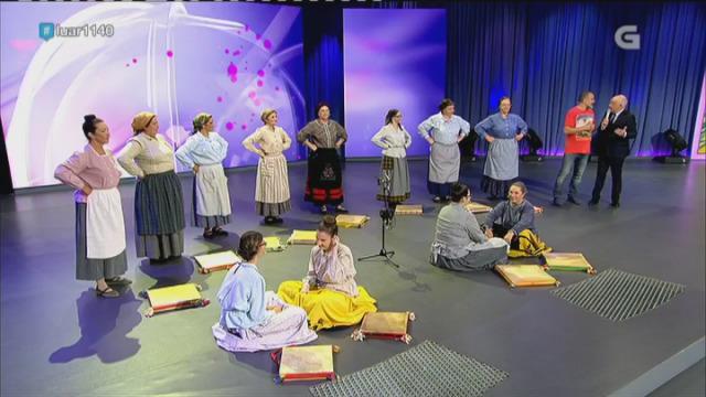 As Adufeiras do Paúl mesturan danza e tradición - 21/09/2018 22:30