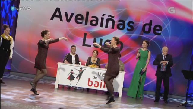 Avelaíñas de Lugo e Ramilos do Roupeiro no Vai de Baile - 13/04/2018 22:53