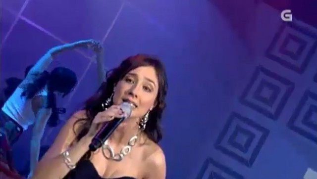 """Azucena Fouz (Terras de Lugo) """"Jalisco"""" - 08/07/2011 22:15"""