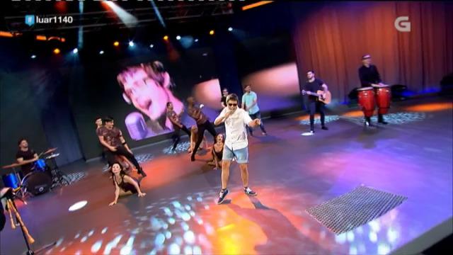 Bailamos co 'Cadeleo' de Los Jinetes del Trópico - 22/09/2018 16:03