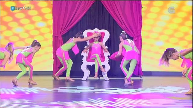Bailan para nós as mozas da escola Muévete da Cañiza, campioas de España - 28/09/2018 22:46