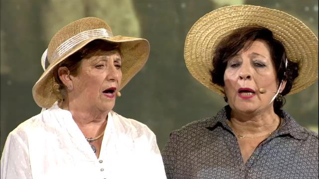 Blandina de Cotarós, Fiuca de Trives e Digna de Vilanova de Trives interpretan 'Cantares de Seitura' - 25/10/2019 22:00