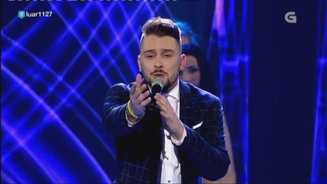 Borja Fuentes defende a Terra Chá con 'Un canto a Galicia' - 12/05/2018 10:30