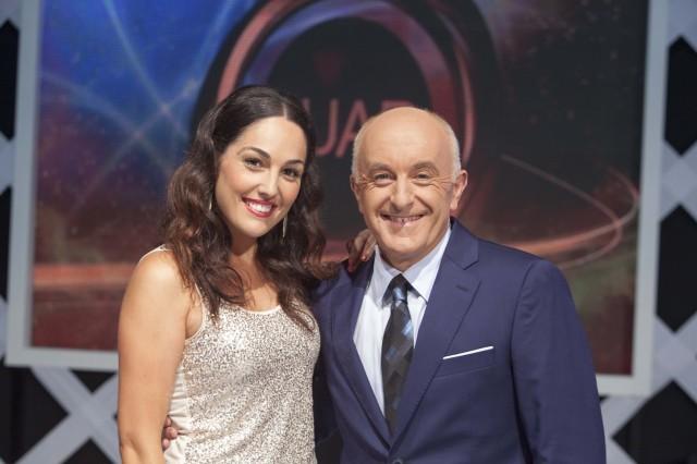 Con Lucía Pérez, Rosario e Zé Perdigão - 12/09/2014 22:00