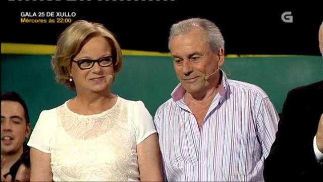Coñecemos a Ángeles e a Antonio, os gañadores dos 8000€ 'telefónicos' do venres pasado - 20/07/2018 23:09