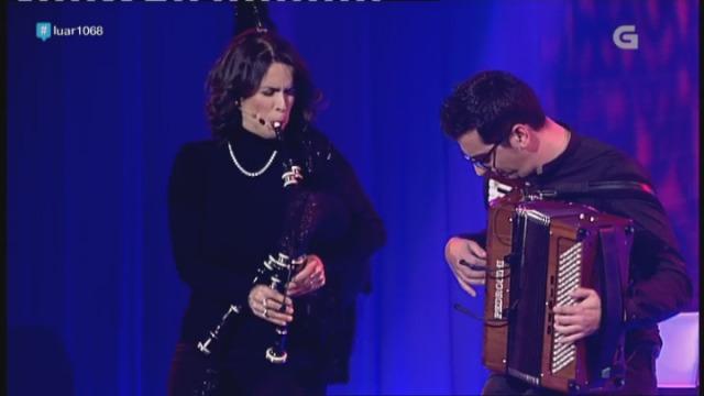 Cristina Pato deléitanos co seu manexo da gaita - 10/02/2017 23:46
