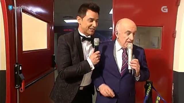 David Civera, Javi Maneiro e Sito Sedes - 28/04/2017 22:00