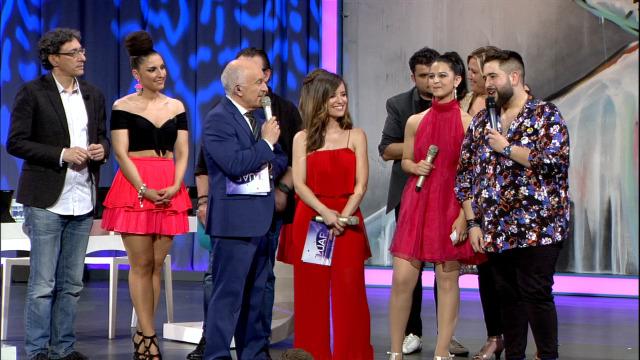 Despedida de Esteban Fuentes e Julia Rodrígues - 29/06/2019 02:08