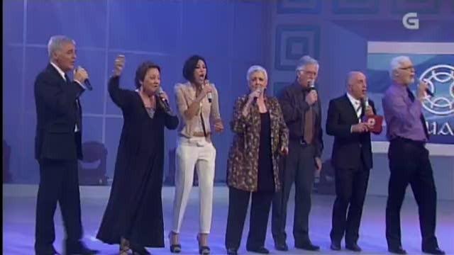 """El Consorcio e Lucía Pérez: """"A miña burriña"""" - 23/06/2012 00:34"""