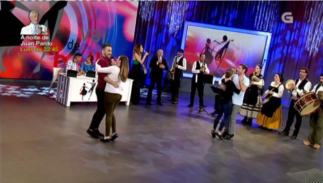 Empezan os cuartos de final no 'Vai de baile' - 01/06/2018 22:56