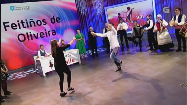 Fillos do Torreiro e Feitiños de Oliveira compiten no 'Vai de Baile'! - 11/05/2018 23:07