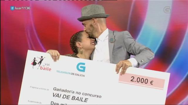 Firmenus Melitonus son os gañadores desta edición do 'Vai de baile' - 14/07/2018 00:09