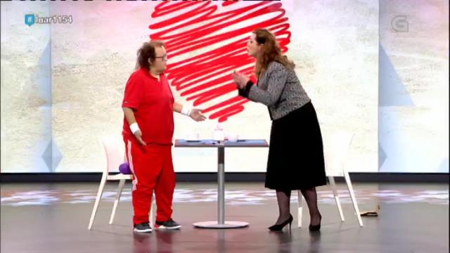 Hai crise entre Lola e Antón! - 29/12/2018 00:14