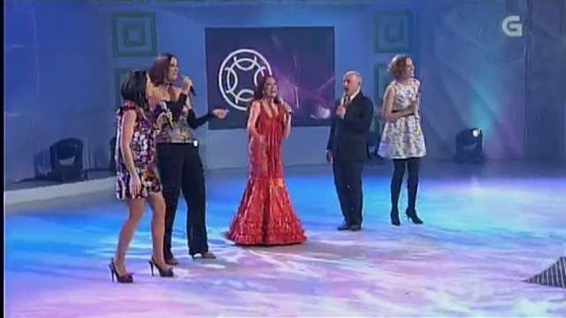 """Isabel Pantoja, Lucía Pérez, Rosa Cedrón, Gayoso e Sonia López: """"A Rianxeira"""" - 22/02/2013 00:00"""