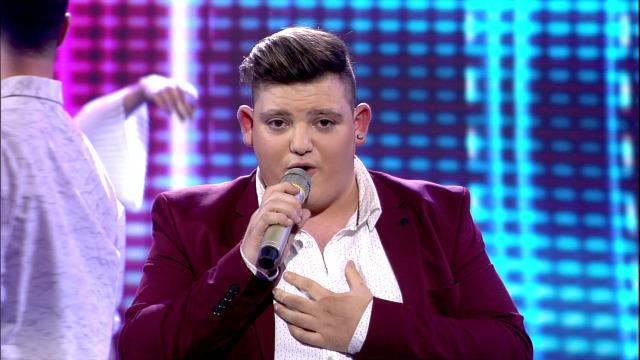 Jonny Souto: 'Por ti voarei' - 16/03/2019 01:41