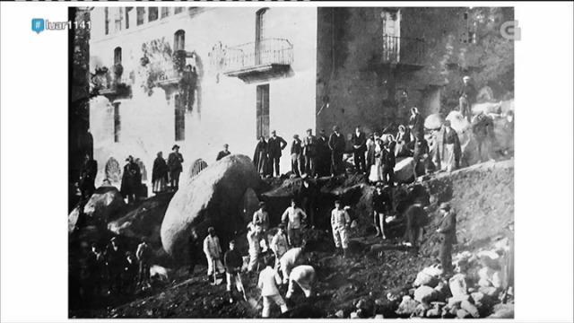 Lembramos con Juan de Celavente a traxedia que ocorreu nas Ermidas en 1909 - 29/09/2018 00:21