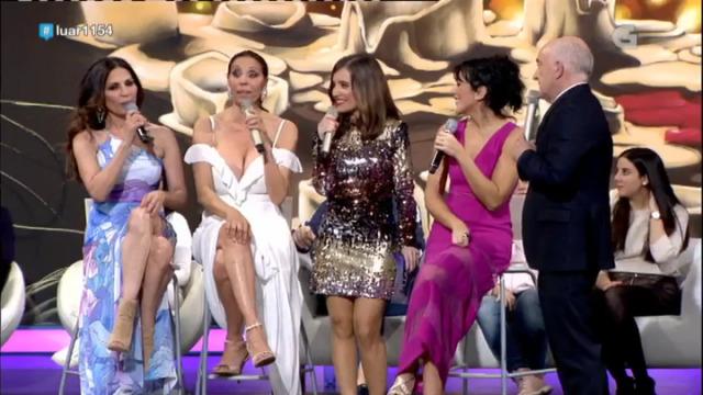 Lucía Pérez e Azúcar Moreno xogan a adiviñar cancións de Eurovisión - 28/12/2018 23:39