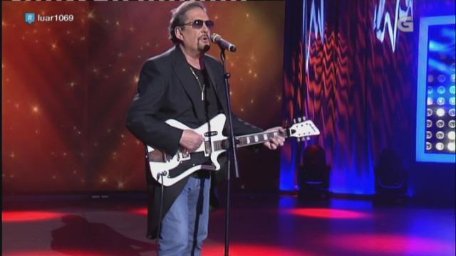 Luis Emilio Batallán canta 'Quen puidera namorala' - 17/02/2017 22:08