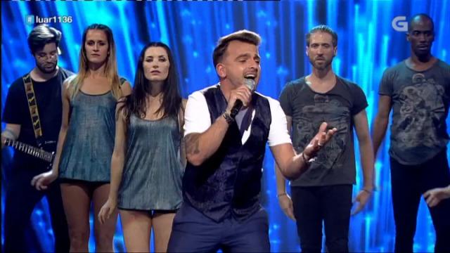 Marc Alonso escolle 'Libre' para cantar na decisiva semifinal de Recantos - 14/07/2018 11:45