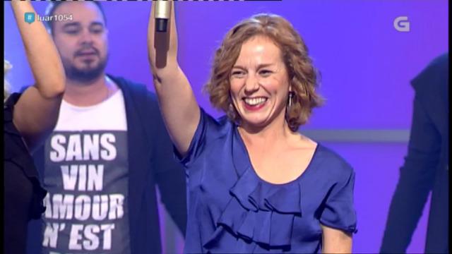 María Vázquez e a Panorama interpretan a canción de Augasquentes - 04/11/2016 23:47