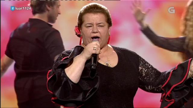María Vidal vén das Terras de Ordes para abraiarnos con 'Capote vermello e ouro' - 21/04/2018 11:28