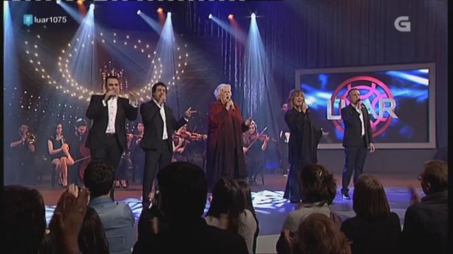 Mocedades interpreta El vendedor - 31/03/2017 23:21