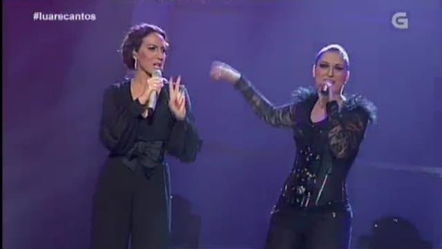 "Mónica Naranjo e Tania Fuegho: ""Pantera en libertad"" - 12/07/2013 00:00"