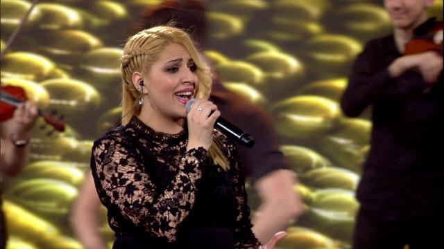 Nere Blanco, da Terra Chá, interpreta 'Foi tan pouco o teu cariño' - 23/03/2019 01:54