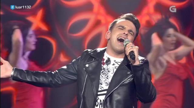 O 'Escándalo' de Marc Alonso desde Bergantiños - 16/06/2018 10:14
