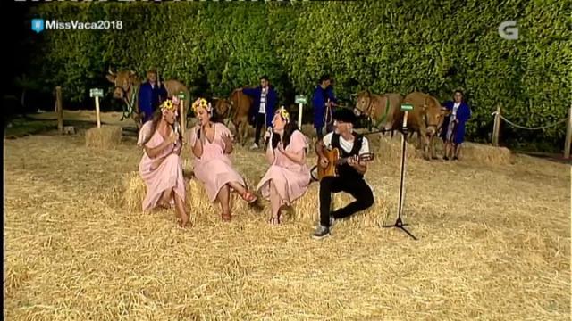 O grupo De Vacas interpreta o seu 'Mossa' - 23/06/2018 10:22