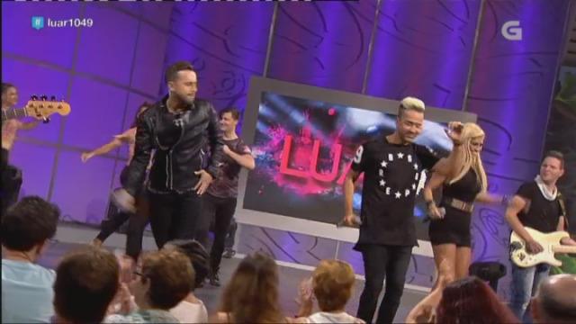 O Grupo Triunfo fai bailar co ritmo de 'Traidora' - 30/09/2016 23:20