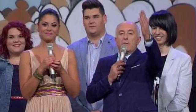 O ovo; con Miguel Bosé, Jose Manuel Soto e Pili Pampín - 03/07/2015 22:00