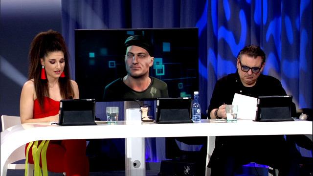 O xurado de Recantos valora as actuacións de Ena e de Velusa - 30/03/2019 02:24