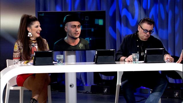 O xurado do Recantos valora as actuacións de Esteban e Alberte - 16/03/2019 02:27