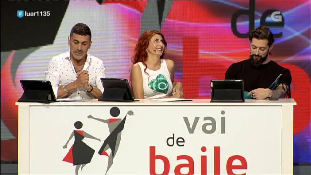 O xurado do 'Vai de baile' escolle parella finalista - 06/07/2018 23:22