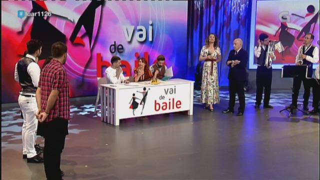 O xurado do 'Vai de Baile' valora as actuacións - 04/05/2018 23:33