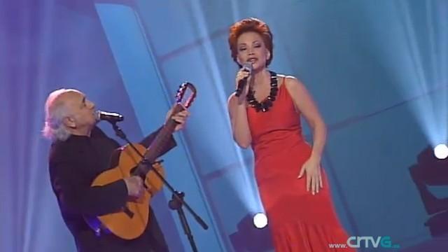 "Paloma San Basilio e Amancio Prada: ""A Rianxeira"" - 27/01/2012 00:01"