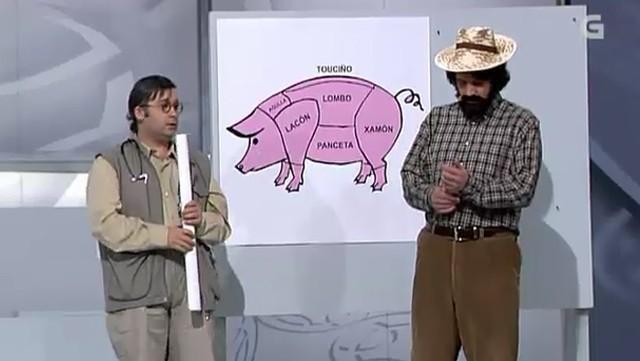 """Pepe e Lauren: """"Igual noné"""" - 11/11/2011 23:14"""