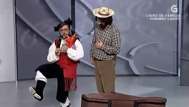 """Pepe e Lauren: """"o serán"""" - 14/10/2011 23:25"""
